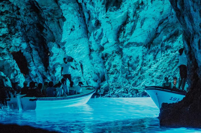 Private Blue Cave & Hvar, 5 Islands Tour