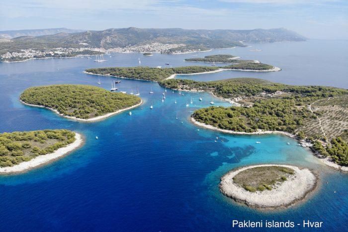 Private Yacht full day tour – Hvar & Pakleni islands