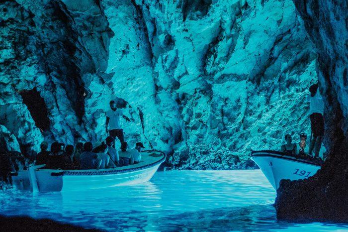 PRIVATO BLUE CAVE & HVAR, TOUR DELLE 5 ISOLE
